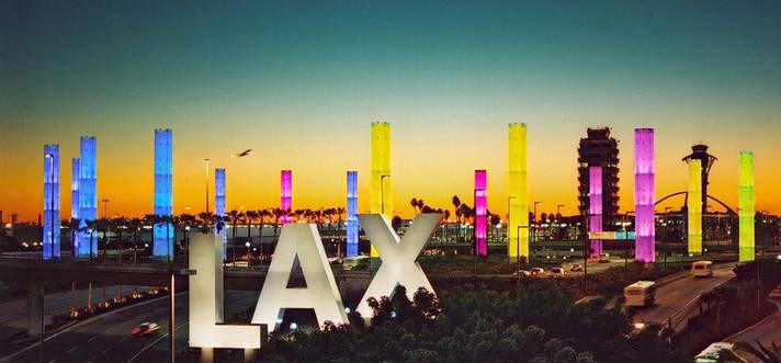 上海空运到洛杉矶机场