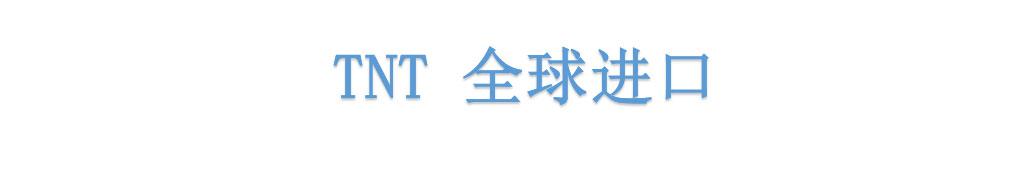 TNT国际快递进口到香港价格