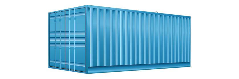 集装箱尺寸规格