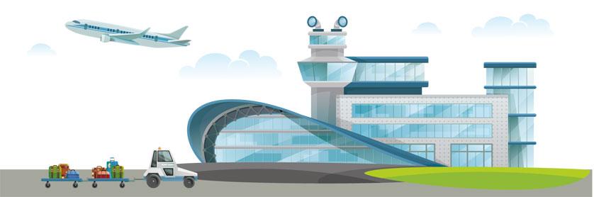 机场三字代码表