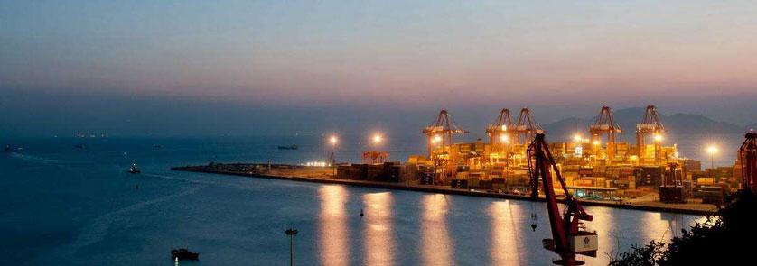 赤湾港国际集装箱码头
