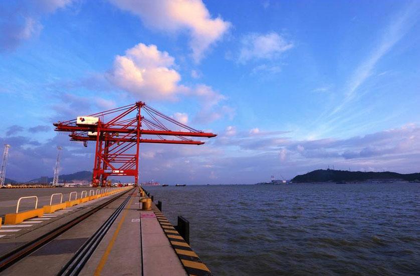大铲湾国际集装箱码头